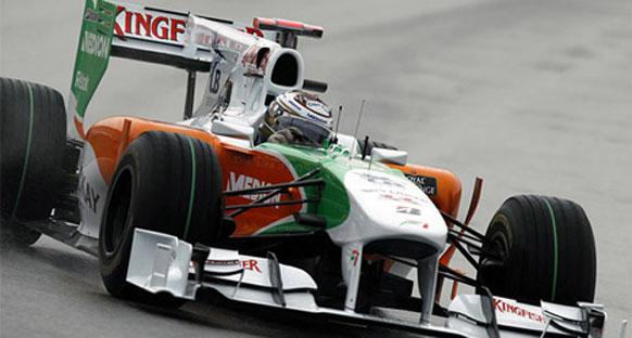 Force India pitstop hatasına üzgün