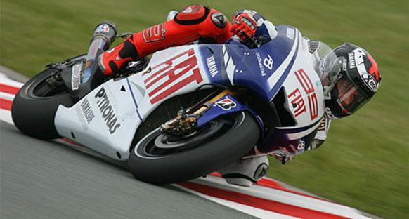 Lorenzo polde, Rossi 5. sırada