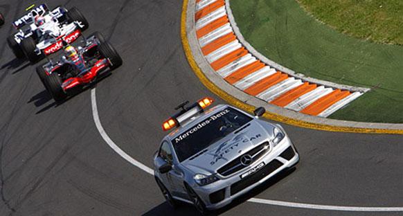 FIA güvenlik aracı değişikliklerini onayladı