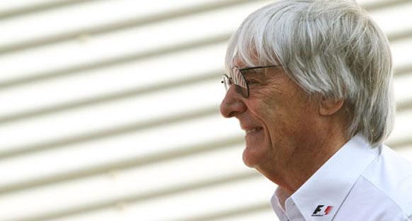 Ecclestone yeni Silverstone'dan memnun