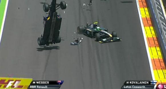 Webber İngiltere GP'ye hazır olacak