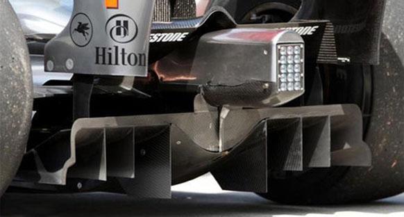 Renault ve Mercedes yeni difüzörlerle yarışacak