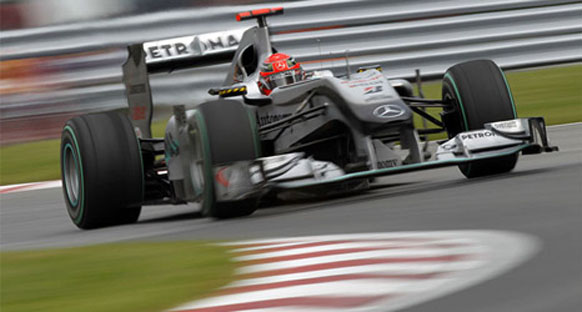Brawn: Schumacher'in stratejisi yanlıştı