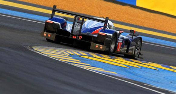3 numaralı Peugeot yarış dışı kaldı