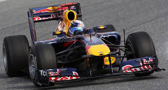 Vettel'i yavaşlatan hasarlı şasi değiştirildi