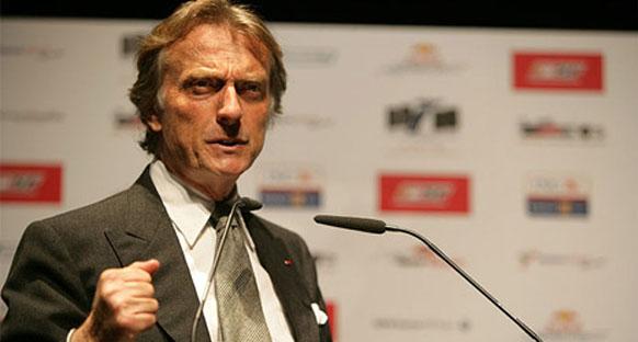 Montezemolo: 'Yeni takımlar GP2'de yarışmalı'