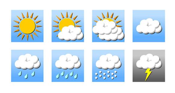Monako hafta sonu hava durumu tahmini: Yağmur ihtimali zayıf