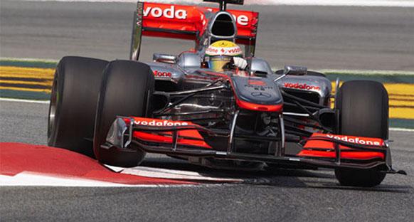 Hamilton Red Bull'un hızı karşısında şaşkınlığını gizleyemedi