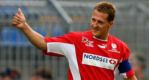 Schumacher Şampiyonlar Ligi'nde oynama teklifini geri çevirdi