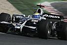 Rosberg süspansiyon probleminden şikayetçi