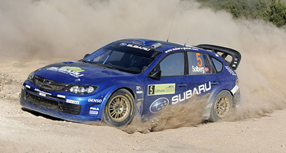 Solberg: 'Yeni araçla risk almadım'