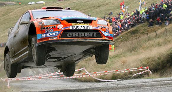 WRC -  Stobart-VK-M-Sport Ford pilotu Galli yarıştan çekildi