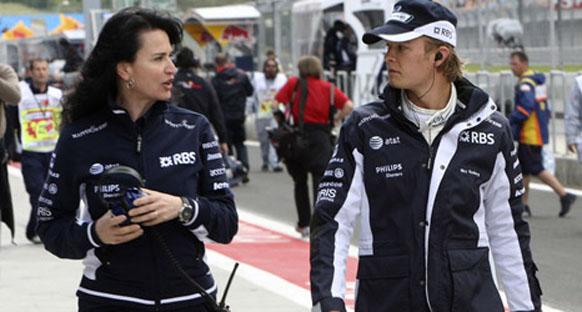 Rosberg, ilk 10'da yer alamadığı için üzgün