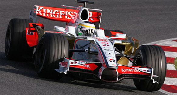 Force India, İstanbul'da güçlü bir sıralama umuyor