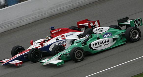 IRL - Indianapolis'te zafer Power'ın oldu