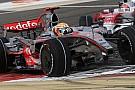 Hamilton: 'McLaren'ın düşmesine sebep oldum, üzgünüm'