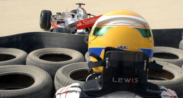 Hamilton: 'Umarım bu kaza ilerlememi yavaşlatmaz'