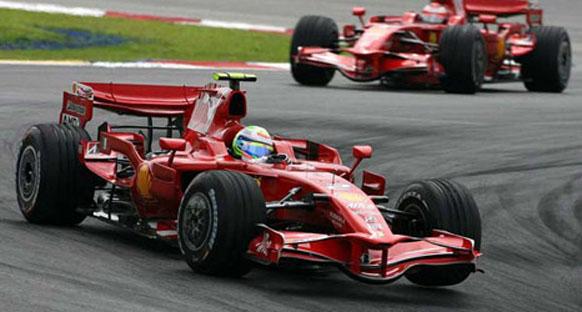 Massa'nın aracının motoru değişmeyebilir!