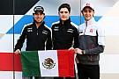 Momento histórico para México en el Gran Premio de Rusia