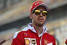 Vettel admite un incremento de la presión por ganar en Ferrari