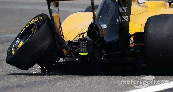 Magnussen'in probleminin arkasında süspansiyon sorunu yatıyor