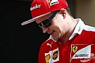 Raikkonen Ferrari'nin dayanıklılık anlamında gelişebileceğini düşünüyor