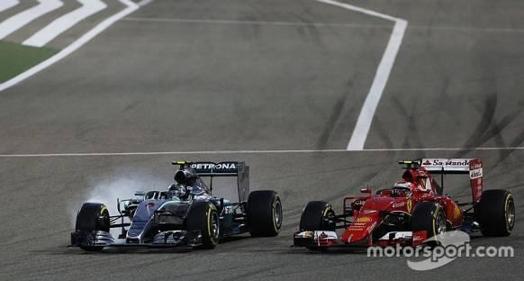 Rosberg: Bahreyn'de geçişler çok olacaktır