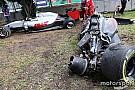 Alonso: Böylesine korkunç bir kazadan kurtulduğum için şanslıyım