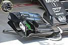 Formel-1-Technik: McLaren modifiziert Frontflügel für bessere Aerodynamik
