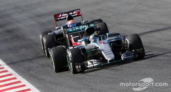 2017'de beş saniye hız artışı için F1'de işler yoluna giriyor