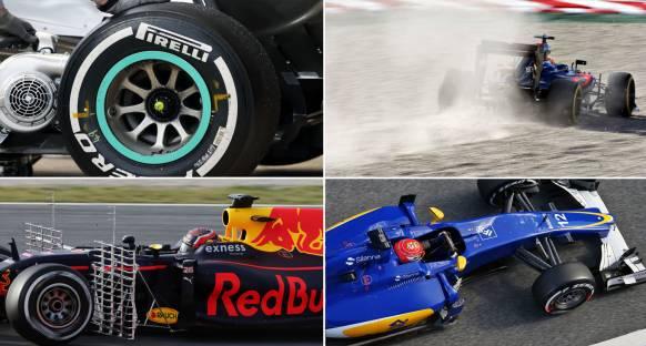 Barcelona F1 testleri 7. gün canlı anlatım