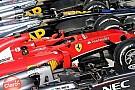 F1 2017 için daha geniş, daha hızlı araç planı ilerliyor