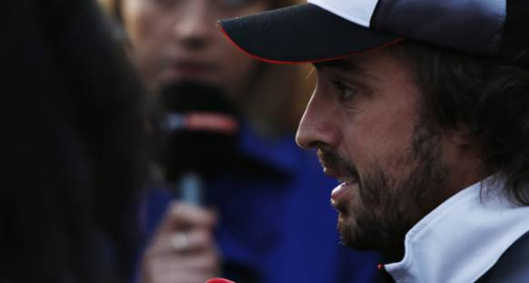 Alonso: Mercedes her zamankinden daha güçlü