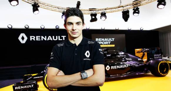 Ocon: DTM'de mutluyum ama hedefim Formula 1