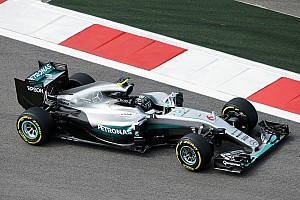 F1 练习赛报告 俄罗斯大奖赛FP1:罗斯伯格一马当先