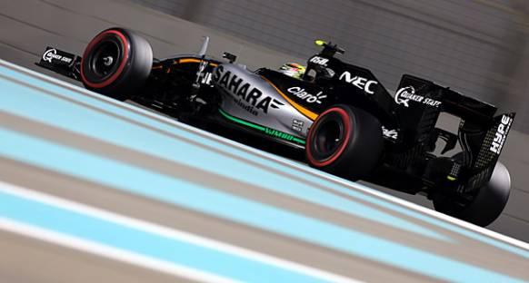 Force India büyük takımları şaşırttı