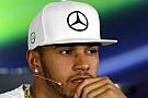 Hamilton 'Araç dengesindeki değişim Rosberg'in işine yaradı'