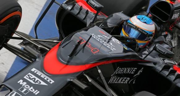 Alonso: 'Honda'nın fikirlerinin kopyalanması zor'