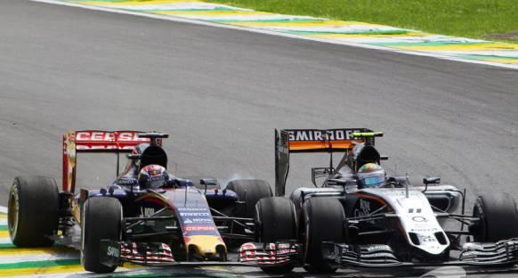 Raikkonen-Schumacher mücadelesi Verstappen'i etkilemiş