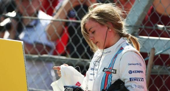 Susie Wollf motorsporlarından emekliye ayrılıyor
