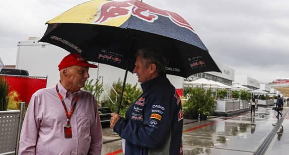 Lauda: Red Bull ve Renault Aralarını Düzeltmeli