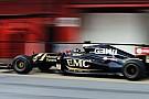 Grosjean 5 sıra grid cezası aldı