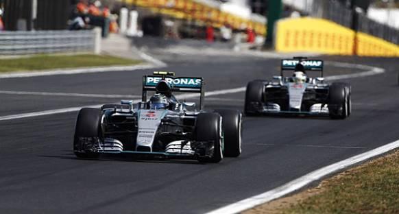 Rosberg: Yarışta tamamen Lewis'e yoğunlaşmıştım