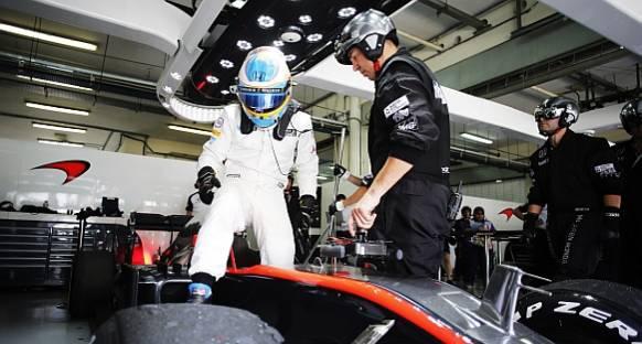 F1 dışındaki seriler Alonso'yu cezbediyor