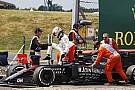 Button, McLaren'in daha fazla kazaya karışmamasına şaşırmış