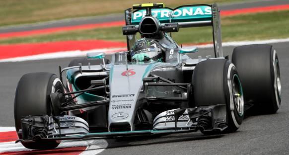 Rosberg: 'Araçta tuhaf bir sorun vardı'