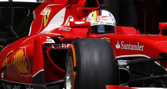 Vettel: 'Bugün pol pozisyonunu haketmedik'