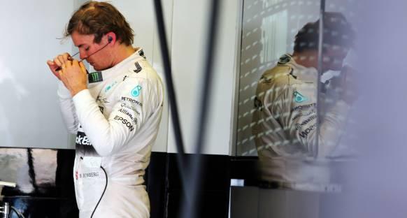 Rosberg son antrenmanları lider tamamladı