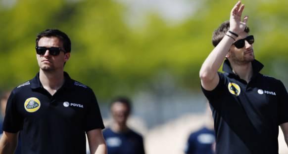 Palmer, Grosjean'ın endişelerini önemsemiyor