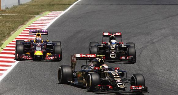 Lotus, kazadan dolayı pilotlarını suçlamıyor